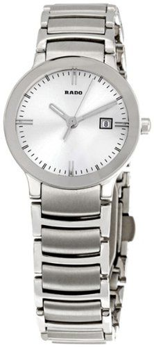 Rado Centrix Quartz Ladies Watch R30928103 *** Read more reviews of the product by visiting the link on the image.