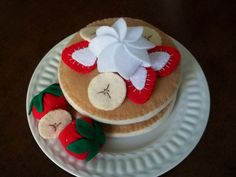 felt pancakes ---making these ASAP for my Beau...he loves to help me make pancakes!