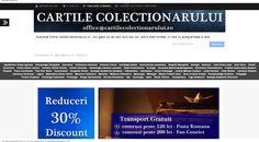 Anticariat Online Cartile Colectionarului - Peste 15000 de carti in stoc