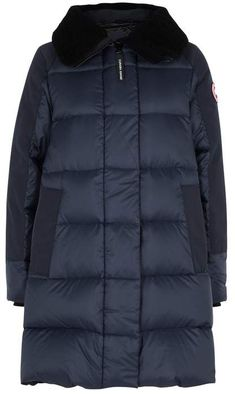 Brossard Soft Shell Coat, Permafrost | Canada Goose | Pinterest | Canada goose, Raincoat and Shell