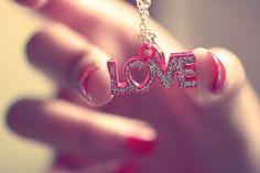 cute fashion girl love nail art Favim com 433927 love girl | Free ...