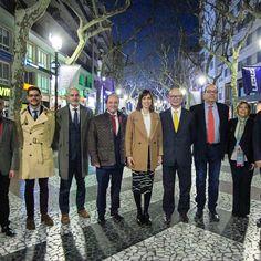 Ciutat amb enllumenat LED.  http://www.josemanuelprieto.es
