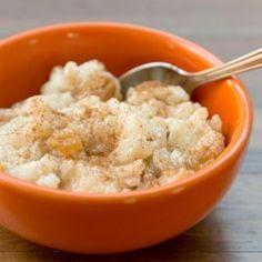 Rice Pudding - EatingWell.com