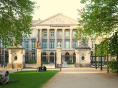 Parc Royal, Brussels | smarksthespots.com #seemybrussels