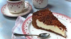 kakaovy-kolac-s-tvarohem Muesli, Tiramisu, Deserts, Ethnic Recipes, Food, Granola, Essen, Postres, Meals