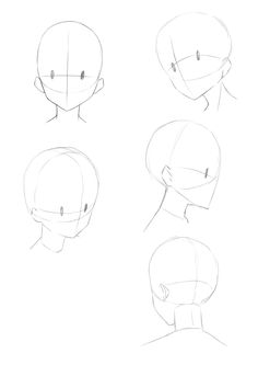 How to Draw Different Angles of Face | World Manga Academy