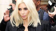 Ce qu'il faut savoir avant d'oser le blond polaire de Kim Kardashian
