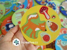 návod jak vyrobit dobble Toddler Preschool, Preschool Activities, Busy Bags, Children, Creative, Handmade, Tote Bags, Young Children, Boys