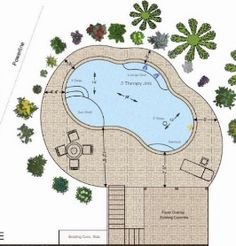 I like the idea around the pool for our backyard. I like the idea around the pool for our backyard. Small Backyard Pools, Backyard Pool Designs, Swimming Pools Backyard, Swimming Pool Designs, Pool Decks, Pool Landscaping, Pool Shapes, Layout, My Pool