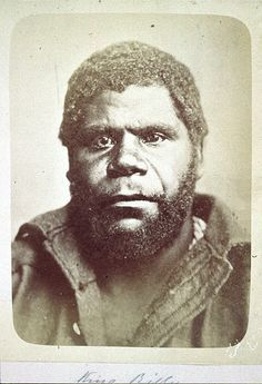 "William Lanne (c was the last full-blooded Aboriginal Tasmanian man. In 1842 Lanne was captured along with his family during the ""Black War"" taken to the Aboriginal camp on Flinders Island. He was 7 years old."