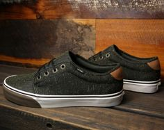 Vans California 159-Tweed Pack (Spring 2013) #sneakers #kicks