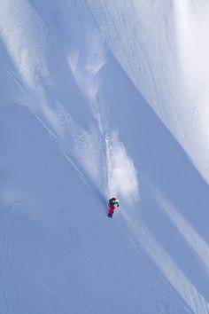 Aline Bock - ©Georges  #snow #snowboarding Snowboarding, Skiing, Snowboard Shop, Surf Shop, Roxy, Around The Worlds, Europe, Boots, Winter