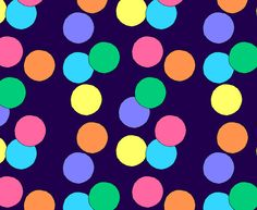 Big Dots (New Fabric Design)...click to see other colors