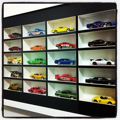 Hot Wheels Display Case, Matchbook Display Cases, Hot Wheels ...