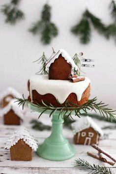10 Gâteaux de Noël hivernal | TinyMe Blog
