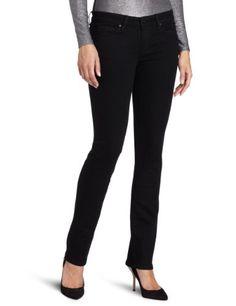 Calvin Klein Jeans Women`s Petite Power Stretch straight Leg Jean ♥