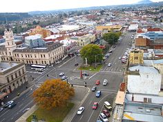 Ballarat - Wikipedia, the free encyclopedia Moving To Australia, Australia Living, Melbourne Victoria, Victoria Australia, Tasmania Hobart, Australian Architecture, Holiday Places, Rock Pools, Exotic Places