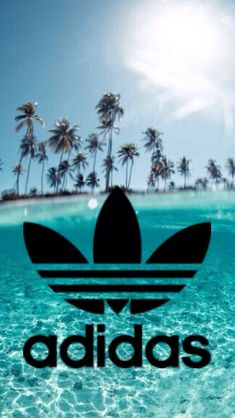Wallpaper - Fond d'écran iPhone adidas - plage bleue , Adidas Backgrounds, Cute Backgrounds, Cute Wallpapers, Wallpaper Backgrounds, Iphone Wallpapers, Adidas Iphone Wallpaper, Nike Wallpaper, Cool Wallpaper, Hipster Wallpaper
