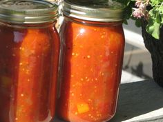 I stewed a whole bushel today, but this is the recipe for one batch. I can these and use them for spaghetti sauce, crock pot chicken cacciatore and anything you would used canned tomatoes for. I never buy canned tomatoes anymore!