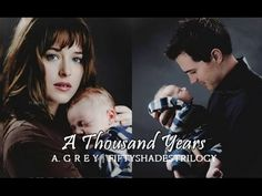 Fifty Shades Trilogy | Christian and Ana - A Thousand Years ... My naughty little pleasure, can't wait to see the rest of the films!!! ... kd