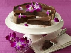 Kuchen: Mexikanische Schokoladentorte