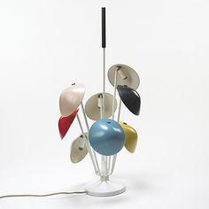 547: Gino Sarfatti / table lamp, model #534 < Important Italian Design, 6 December 2005 < Auctions | Wright