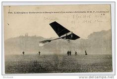 image interactive: On this day in Aviation 08 Feb 1908 by Francois Vebr