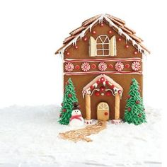 Holiday Tips: Tips for Making a Gingerbread House