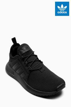 Boys adidas Originals XPLR - Black Uk Online 34d51d6db
