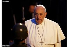 Pope Francis visits Armenian Patriarch in Istanbul hospital