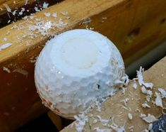 3 Super Easy Golf Ball Hacks : 16 Steps (with Pictures) - Instructables Guys 21st Birthday, 21st Birthday Cakes, Golf Tiger Woods, Woods Golf, Golf Drawing, Golf Ball Crafts, Frat Coolers, Mosaic Projects, Diy Projects