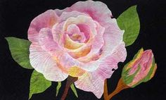 The Rose by Mary Ellen Simmons - Wow! how delicate the petals are! Outstanding!