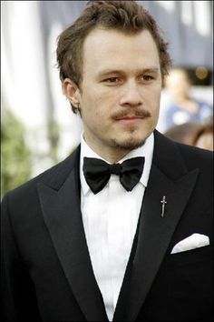Heath Ledger #HeathLedger #Actor #Actresses