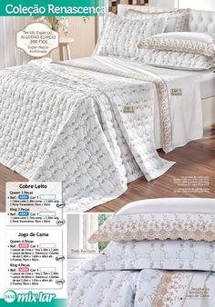 Conheça o catálogo mais completo de cama, mesa, banho e decoração do Brasil.