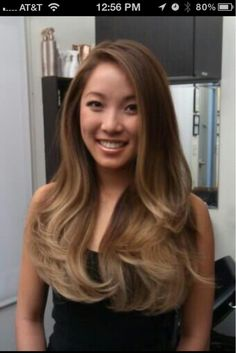 ... high lights and low light to make my hair closer to this color. More