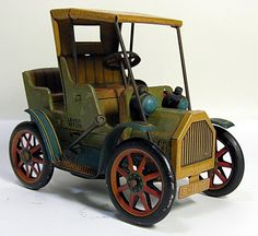 Love this old toy car