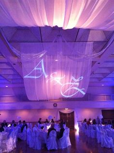 Initial Gobo, Caboto Club of Windsor