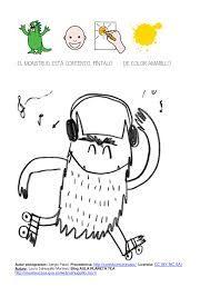 Imagen relacionada Tot School, Monster, Blog, Snoopy, Teaching, Feelings, Anna, Fictional Characters, Spanish