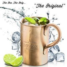 "Copper Mugs | Moscow Copper Co. - The ""Original Mule Mug"""