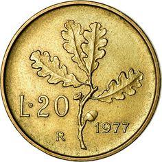 Monete di Valore - Monete Rare in Lire, in Euro e Antiche Rome, Initials, Coins, Italy, Euro, Personalized Items, Decimal, Silver, Period