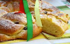 Unavená vařečka: Velikonoční kynutý věnec Bread, Food, Brot, Essen, Baking, Meals, Breads, Buns, Yemek