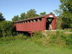 Roann Bridge,  Wabash County, IN. I have been over this bridge. We had a cabin when was a child on a river not to far from here. S TURNER