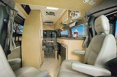 Leisure Time RV > RV Brands > ROADTREK - Class B Motorhomes > Diesel Roadtreks - RS Adventurous and SS-Agile