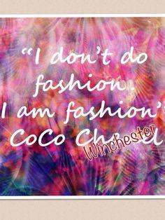 Fashionista Forever!