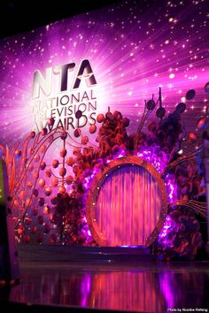 The National Television Awards 2010 by Nicoline Refsing
