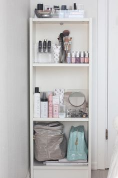 Perfect Organization for all your beauty products