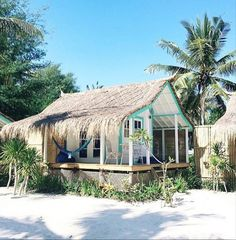 Sheds come in all different shapes and sizes; and they can be found in the most amazing places. -->Click BIO LINK for different Easy plans to build your own Shed! Even If You've Zero Woodworking Experience! Surf Shack, Beach Shack, Beach Cottage Style, Beach House Decor, Dream Beach Houses, Beach Bungalows, Cities, Spanish House, Tropical Houses