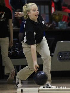 6A Girls State Bowling Championship  ( Photo by Clint Harden / March 1, 2013 )