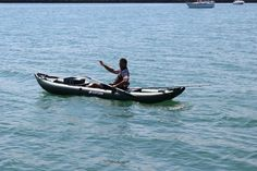 Saturn Inflatable Ocean Fishing Kayak OFK396 Inflatable Fishing Kayak, Kayak Fishing, Kayaking, Ocean, Boat, Image, Kayaks, Dinghy, Sea