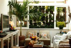 lindas plantas para ambiente interno sala